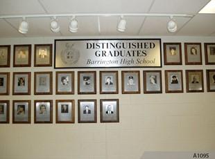 Distinguished Graduate Award Recipients - BHS