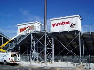 Stadium Signage for Palatine High School