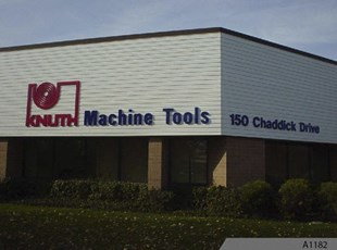 Formed Plastic Letters and Logo - Wheeling, IL
