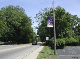 Vinyl Pole Banner