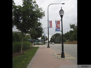 Pole Banners - Village of Mt. Prospect