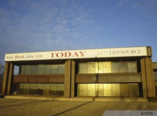 Large Building Banner - Glenview, IL
