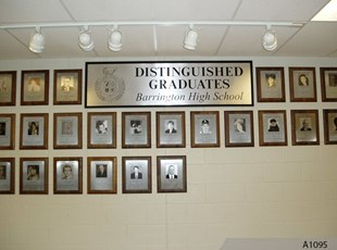 Distinguished Graduates - Barrington High School