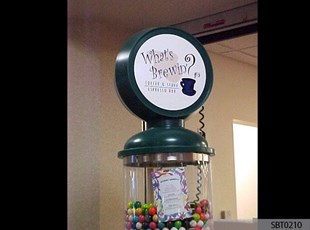 Gumball Machine Topper