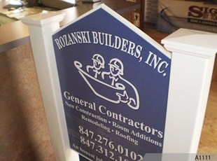 Construction Signage Package