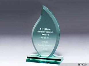 Lifetime Achievement Acrylic Award