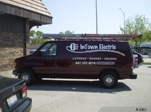 Panel Van Graphics Intown A1061