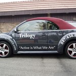 Vehicle Lettering & Graphics