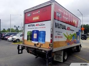 Vehicle Wraps   Retail   ACE Hardware, Palatine, IL