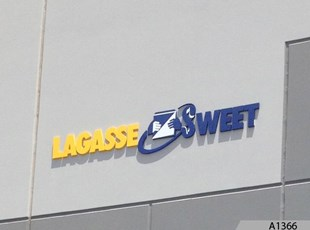 3-Dimensional Acrylic Letters for Lagasse Sweet in Carol Stream, IL