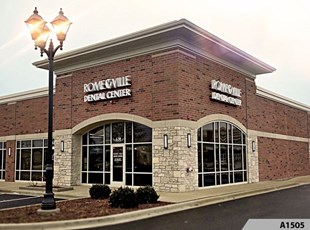 Illuminated Channel Letters for Romeoville Dental Center in Romeoville, IL