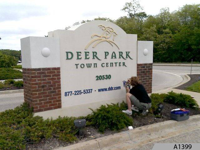 Custom Monument Signs | Signs By Tomorrow | Aluminum, HDU