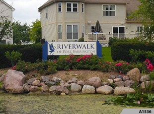 Call us to find out about the difference between Sandblasted HDU Signs and Sandblasted Redwood Signs - Riverwalk of Port Barrington