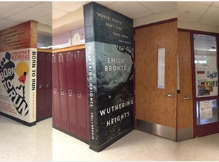 Environmental Graphic Design (EGD) | Wall Coverings | Education | Mundelein High School District 120