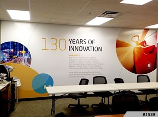 Wall Graphics & Murals | Reception & Office Signage