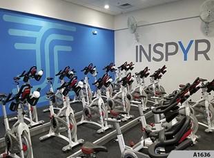 Wall Graphics & Murals | Fitness | Inspyr Studios, Arlington Heights