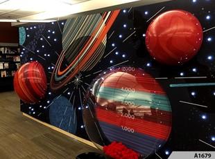 3D Wall Murals | 3D Signs | Schools, Colleges & Universities