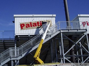 3D PVC Signs | Schools, Colleges & Universities | Palatine Pirates, Palatine High School