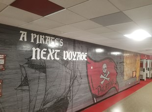 PHS - A Pirates next Voyage - 3 Dimensional Letters