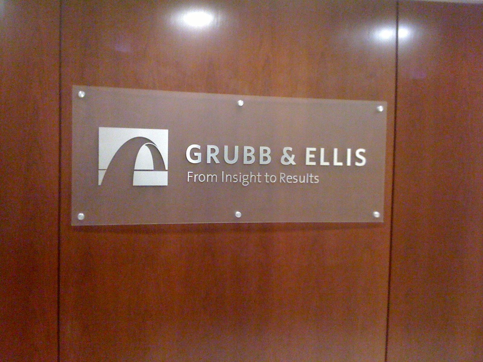 Indoor Dimensional Lettering Amp Signs Services