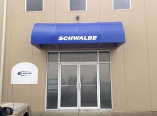 Awning Lettering