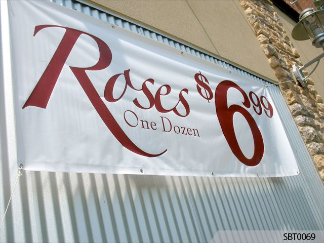 Custom Outdoor Vinyl Banners Signs By Tomorrow Grand Format - Vinyl banners