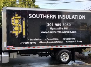Custom Vehicle Lettering & Graphics | Beltsville, MD