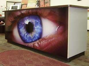Indoor Full Color, Eye-Catching Graphics