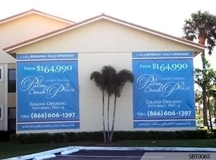 Real Estate Vinyl Banners