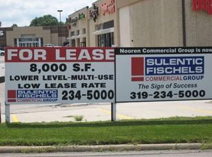 4' x 8' MDO Real Estate Signage