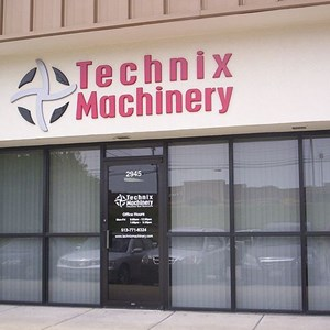 Dimensional Letters Technix Machinery