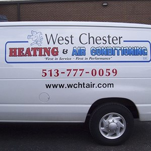 Van Graphics West Chester Heating and Cooling