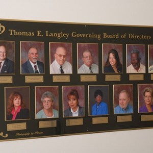 Thomas E. Langley's Medical Center Board of Directors