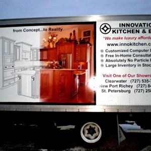 Innovation Kitchen & Bath Box Truck