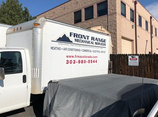 Custom Vehicle Lettering & Graphics | Outdoor Vinyl Lettering & Graphics | Service | Englewood, CO