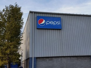 New Lightbox Face for Pepsi in Frederick, MD