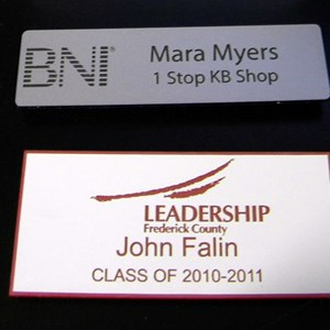 Engraved Nametags