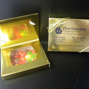 Candy Boxes for First Guaranty Mortgage