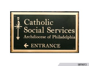 Signs by Tomorrow - Cast Plaques second image