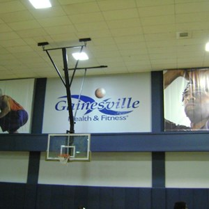 GHF Basketball Court Oversized Banners