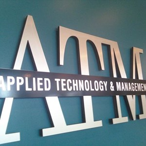 Interior Signage Applied Technologies