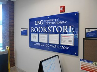 UNG bookstore