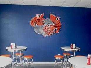 Bucket o' Shrimp logo