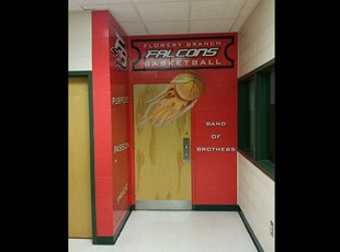 More FBHS wall wrap