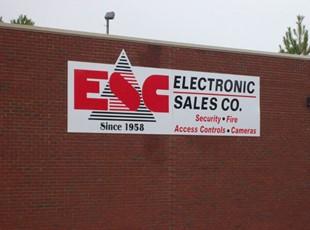 Electronic Sales custom cut oversized aluminum