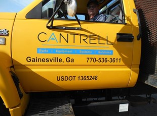Cantrell lettering