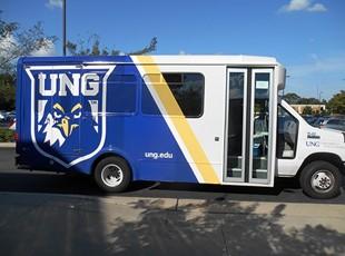 UNG bus