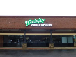 Lighted Signs - Outdoor    Outdoor Dimensional Lettering   Retail   Oakwood, GA
