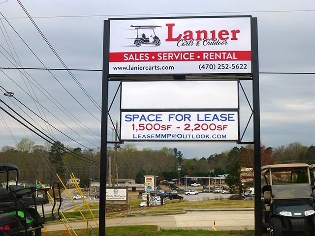 Lighted Signs for outdoor use   Restaurant, Retail, Government