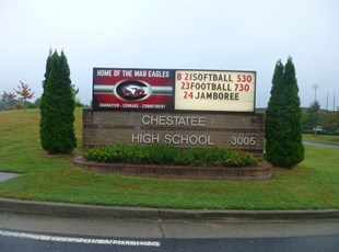 Lighted Signs - Outdoor    Monument Signs   Education   Gainesville, GA